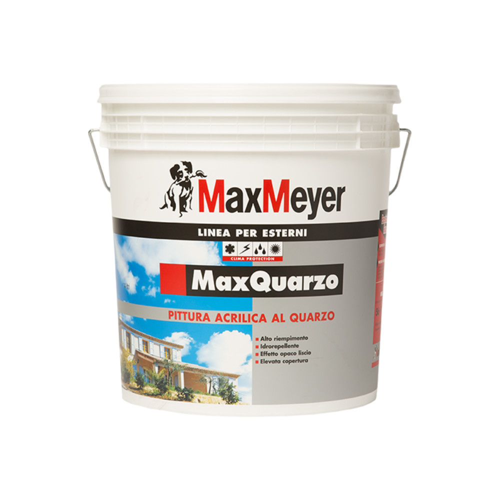 Pittura Murale MaxMeyer Maxquarzo (disponibile in diversi formati e in diversi colori)