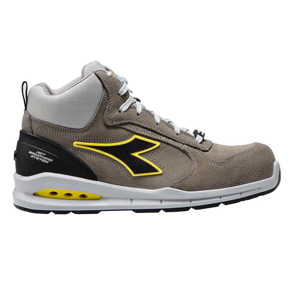 Scarpe Antinfortunistiche Diadora Utility Run Net High S3
