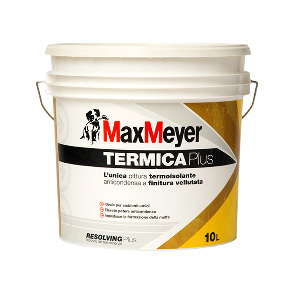 Pittura Murale MaxMeyer Termica Plus (disponibile in diversi formati)