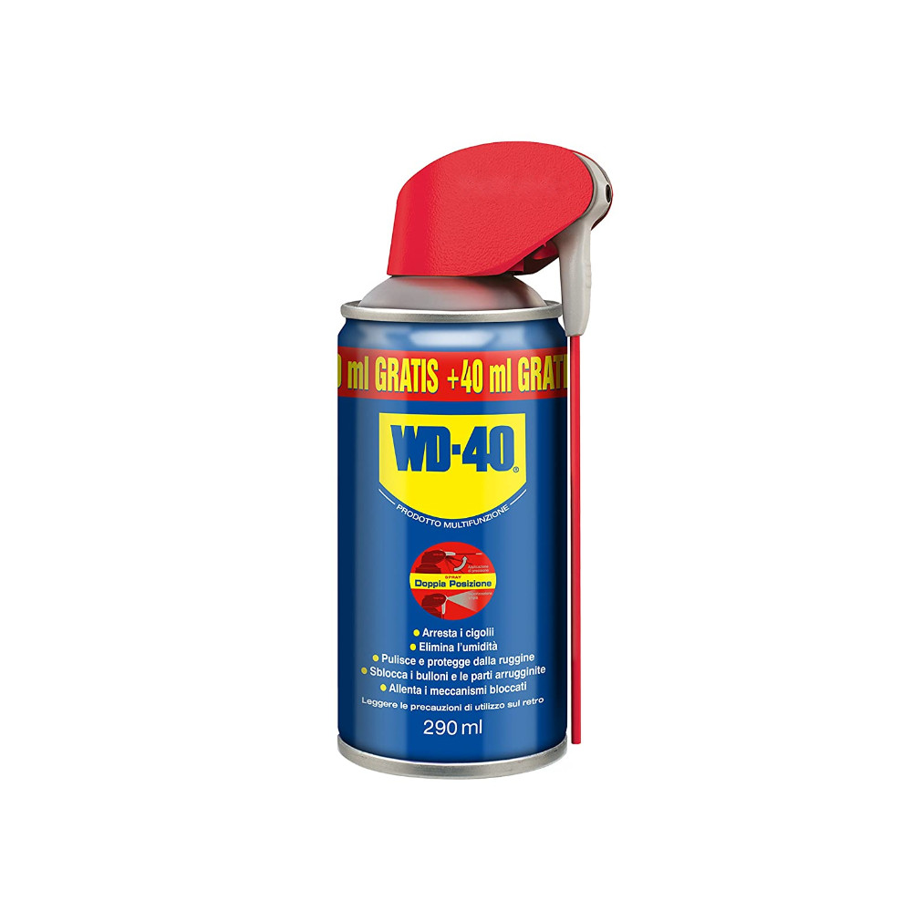 Lubrificante Spray WD 40 (disponibile in diversi formati)